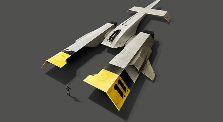 Spacecraft Illustration by Super Silo
