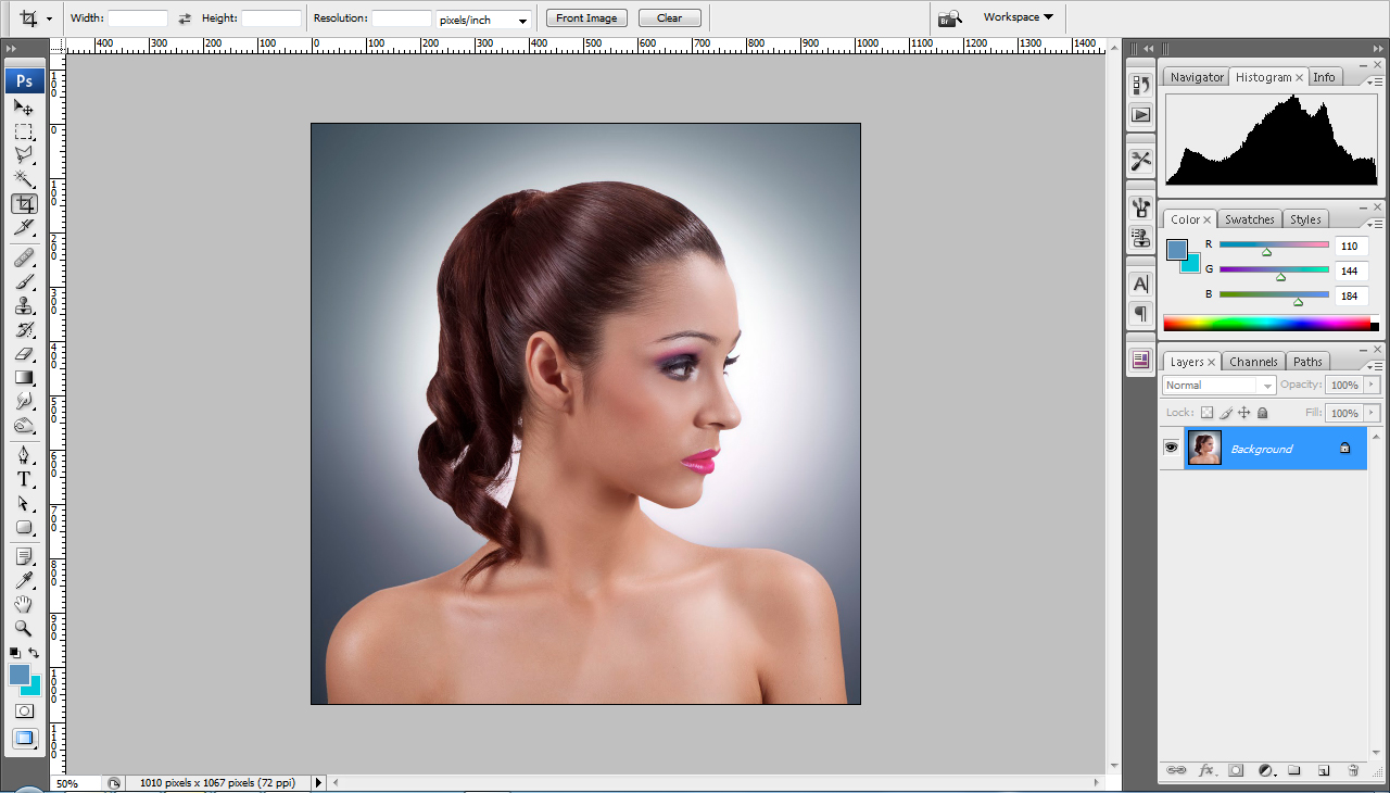 Extract hair photoshop cs4 tutorial change hair color extract hair photoshop cs4 tutorial baditri Image collections