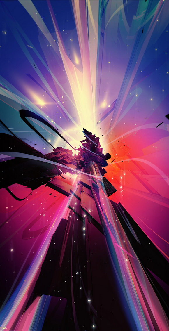 Digital art selected for the Daily Inspiration #920