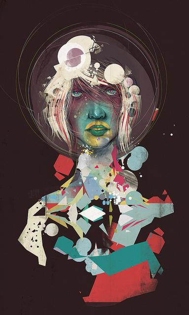 abstract-girl