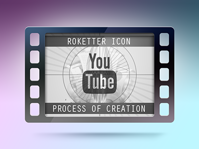 Rocketter-icon-Process-creation