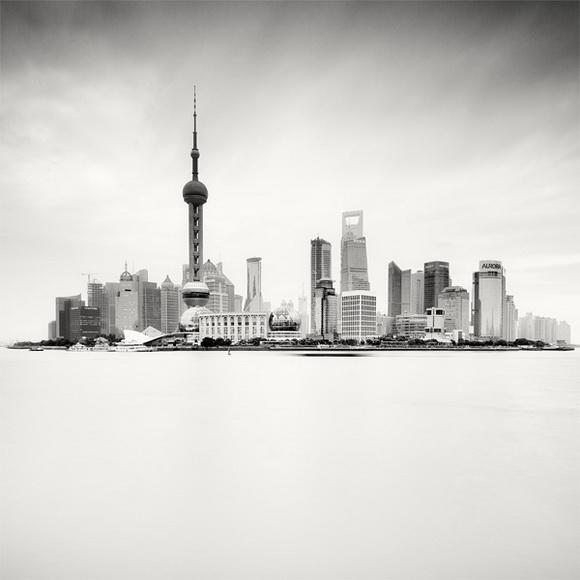 Shanghai Skylineby *xMEGALOPOLISx