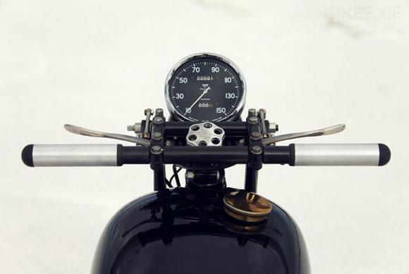 motor bike front