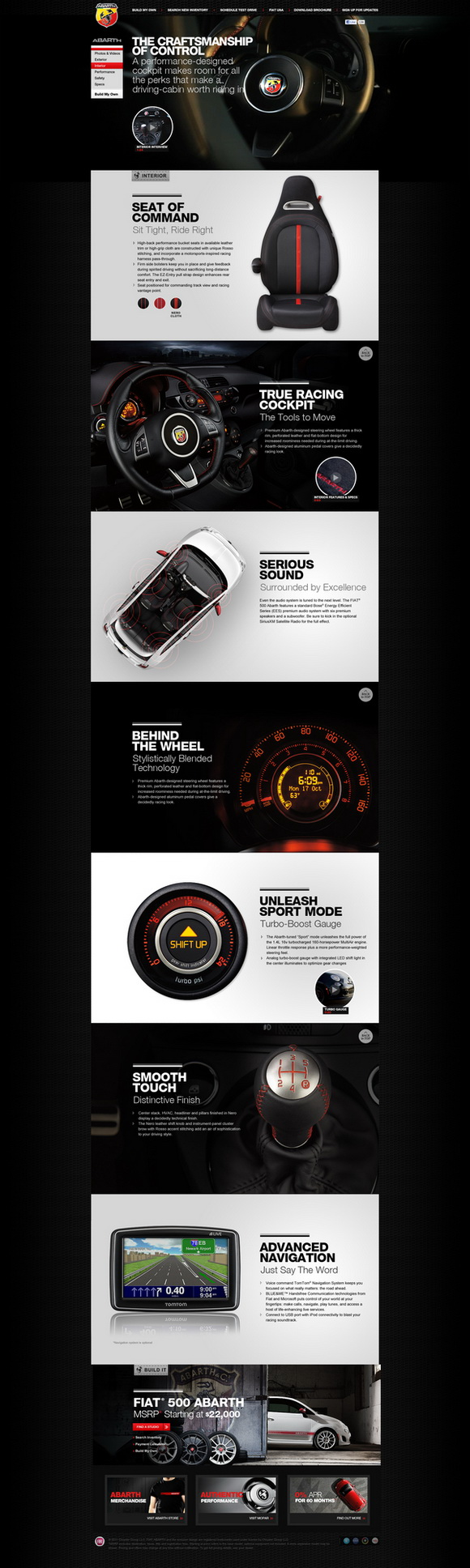 Fiat-500-Abarth-Website-Design