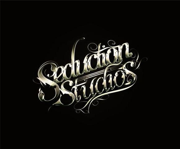 seduction_studios_custom_lettering_by_dronograph