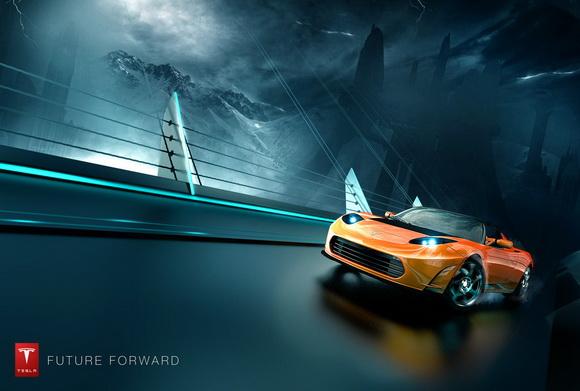 tesla_future_forward_by_marcinxp