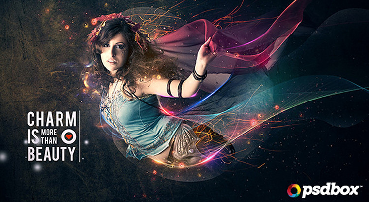 Top 10 Best Photoshop Tutorials This Week 014