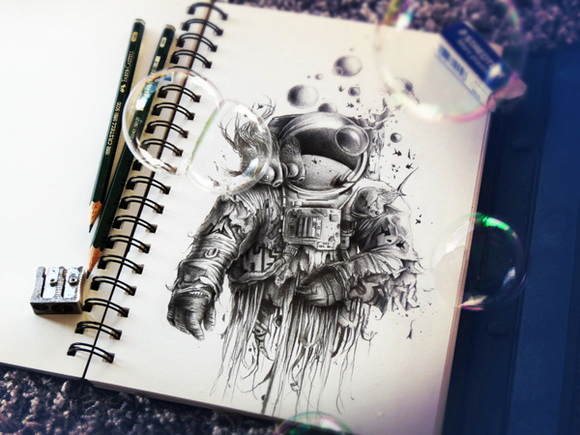 Illustration/Painting/Drawing/Photography inspiration