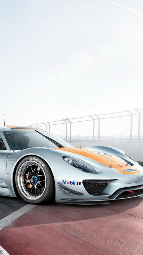 Porsche-918-RSR-Front2