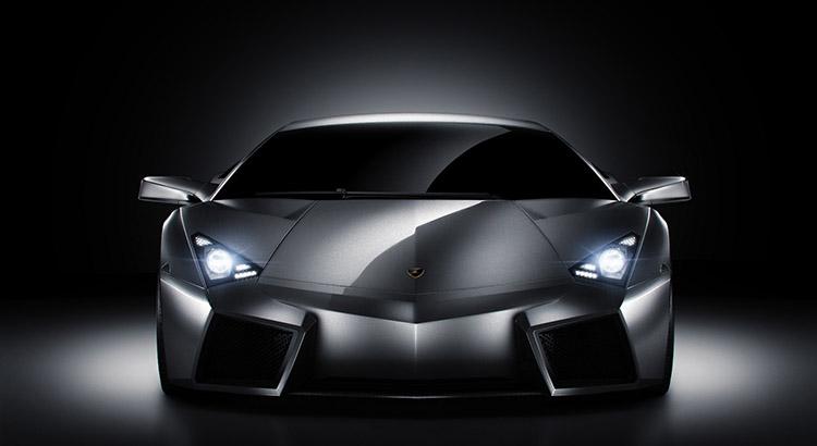 Lamborghini-Reventon-Silver