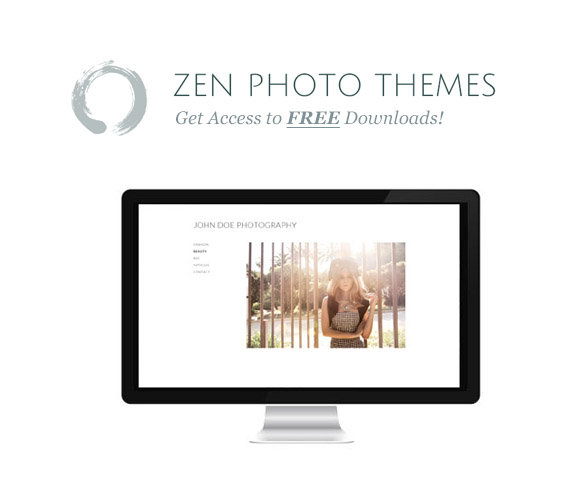 free zen photo themes