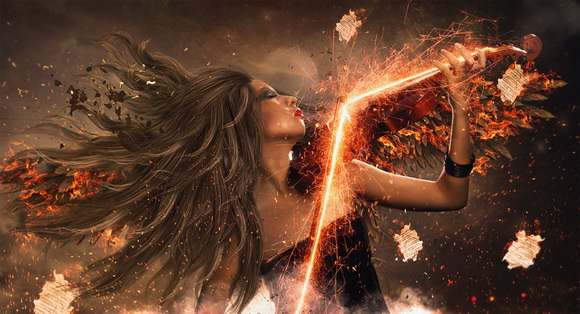 fire-angel-photoshop-manipulation-tutorial