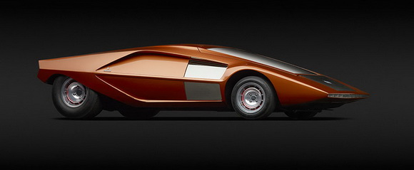 Dream-Cars-High-Museum-of-Art-Atlanta-Lancia-Bertone-Stratos-HF-Zero