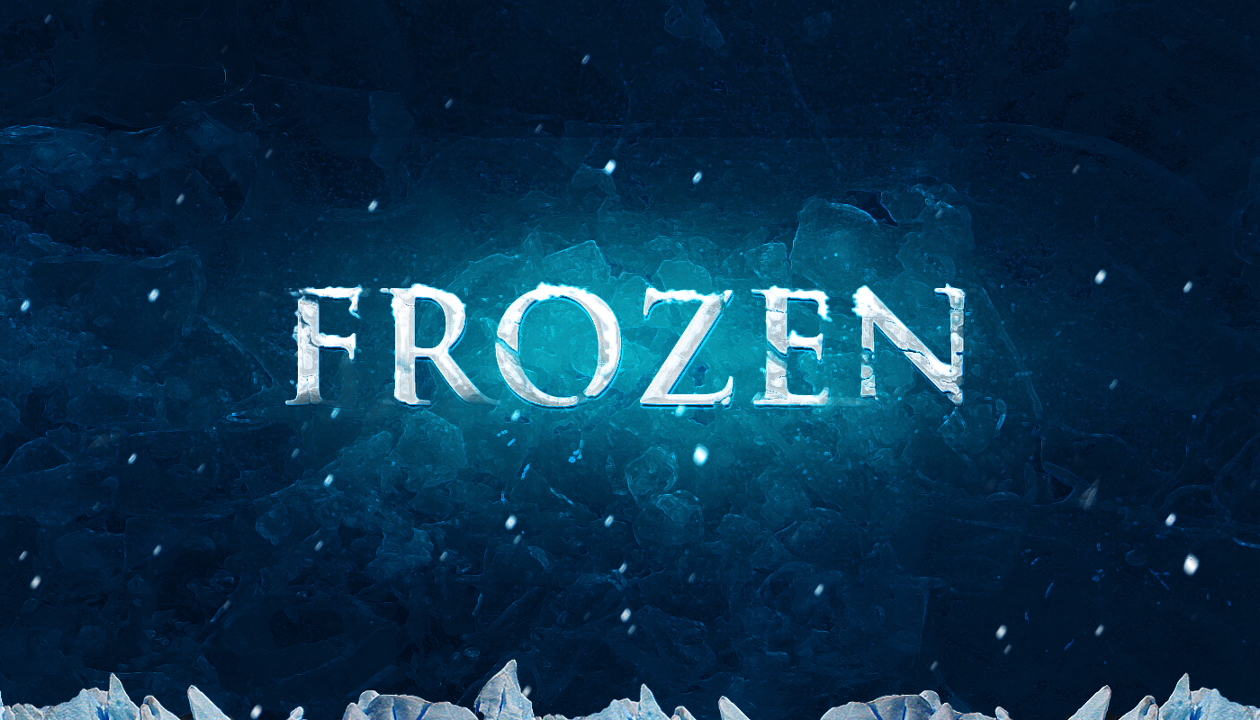frozen-text-flatten