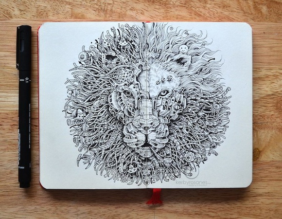incredible-doodle-art-of-kerby-rosanes-downgraf-14177797248kg4n