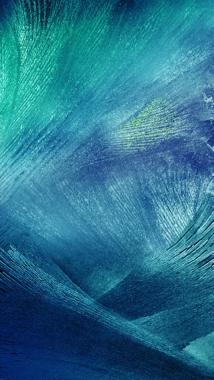 Blue-Icy-texture