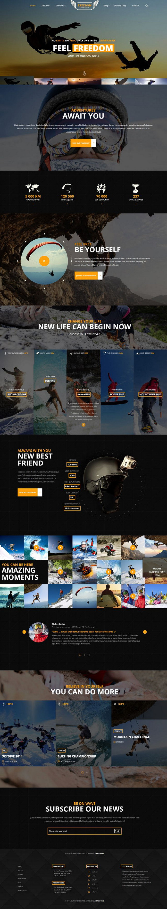 Web design inspiration (2)