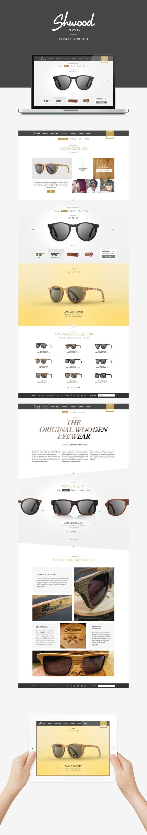 Web design inspiration (20)