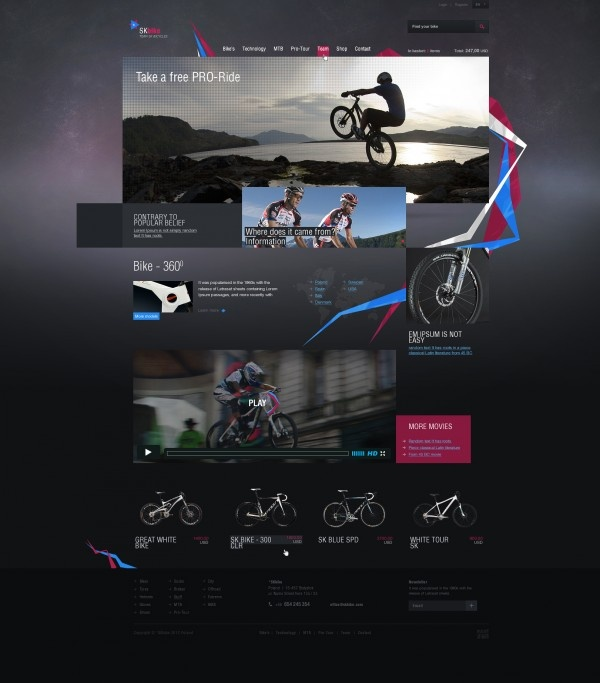 Web design inspiration (24)