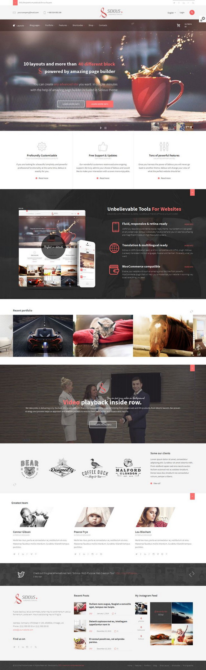 Web design inspiration (5)