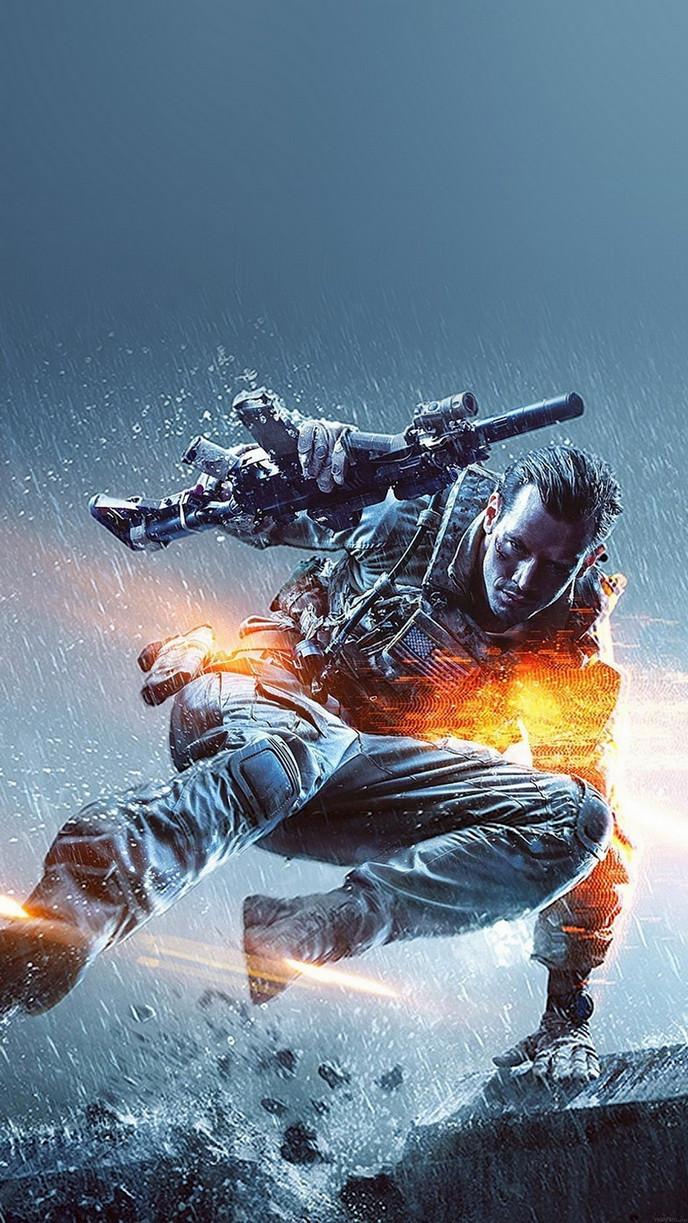 Battlefield 4 Jump