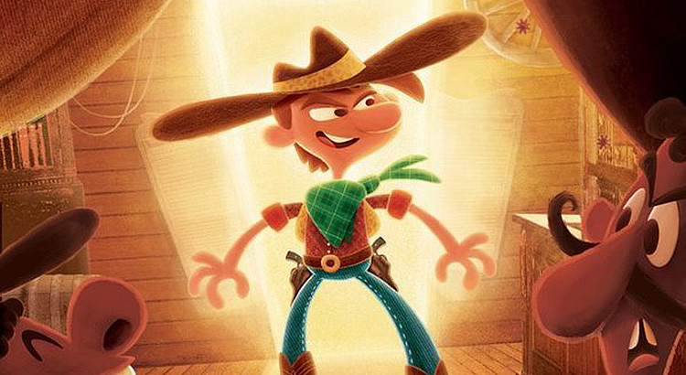 Illustrating a Cowboy in Photoshop