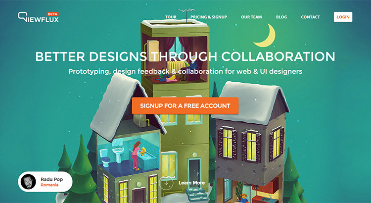 Webdesign Gallery 030