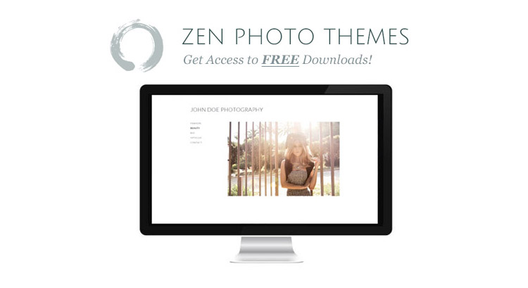 zen photo themes