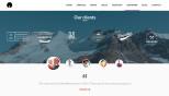 OneEngine - Free One Page WordPress Theme